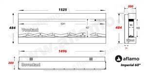 Dimplex Vivente 100 sfeerhaard