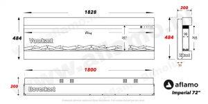 Dimplex Vivente 150 sfeerhaard